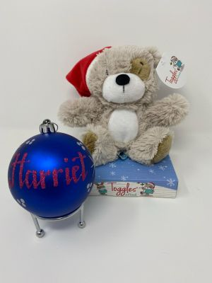 """Toggles 5"""" Toy and 8cm bauble pack"""