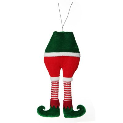 Christmas Elf Butt and Legs - Large