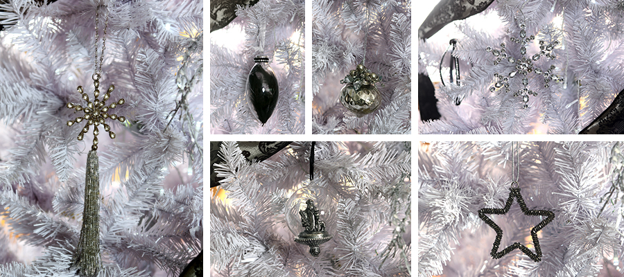 luxe christmas tree decorations