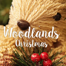 Woodlands Christmas Decorating Inspiration