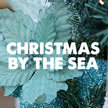 Christmas by the Sea Decorating Inspiration