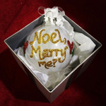 Marry Me Bauble